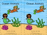 Ocean Animals Emergent Reader