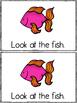 Ocean Animals Emergent Reader FREEBIE