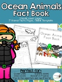 Ocean Animals Fact Book