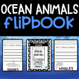 Ocean Animals Flipbook