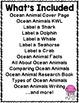 Ocean Animals Flippy Flaps Interactive Notebook Lapbook