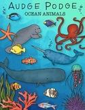 Ocean Animals Graphic Pack