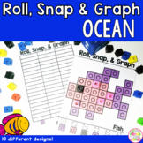 Graphing Activities and Games | Ocean Animals