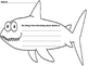 Ocean Animals - Writing, Labeling, Fun Facts - First / Sec