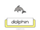 Ocean Animals Leveled Word Books (Adapted Books)