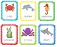 Ocean Animals: Literacy Centers