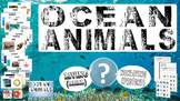 Ocean Animals! Living or Nonliving? Real or Pretend?