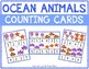 Ocean Animals Math Bundle with Adapted Books