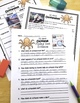 Ocean Animals Reading: Octopuses Differentiated Reading Passages & Comprehension