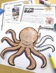 Ocean Animals Reading: Octopuses Differentiated Reading Pa