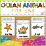 Ocean Animals-Posters