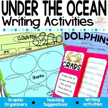 Ocean Animals! (RI.1.1; RI.1.2: RI.1.4; RI.1.5; RI.1.6; RI.1.7; W.1.2; W.1.8)