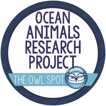 Ocean Animals Research Project