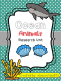 Ocean Animals Research Unit