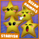 Ocean Animals: Starfish