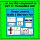 Ocean Animal Ten Frame Math Center
