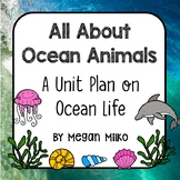 Ocean Animals Unit