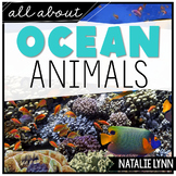 Ocean Animals Unit   All About Ocean Animals