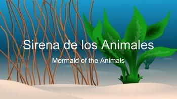Ocean Animals in Spanish