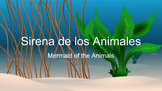 Ocean Animals in Spanish