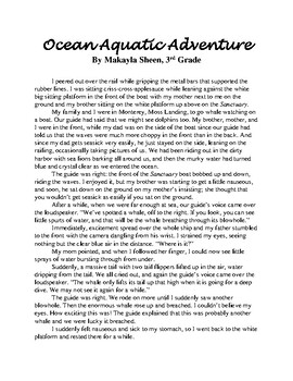 2 Small Moments (S. Edition)--Ocean Aquatic Adventure, Locked in the Bathroom