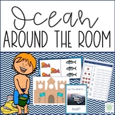 Ocean Learning Centers for Around the Room