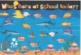Ocean Attendance for Smart Board
