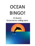 Ocean BINGO!