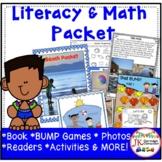 Ocean Beach Literacy & Math Packet