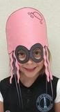 Ocean Beach Jellyfish Sentence Strip Hat Mask