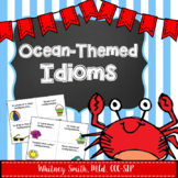 Ocean & Beach-Themed Idioms