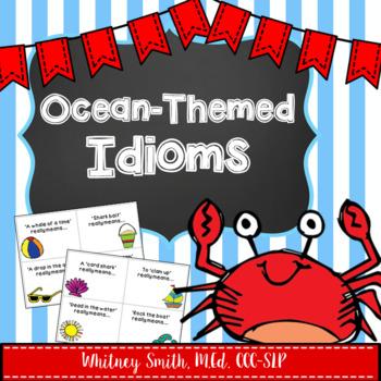 Ocean & Beach-Themed Idioms