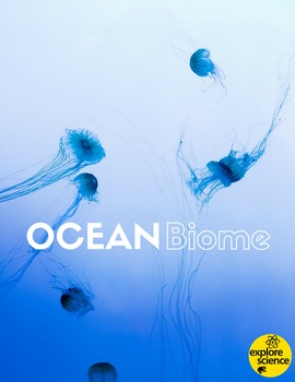 Ocean Biome Activity Kit (Pre-K and K, NGSS & CC)