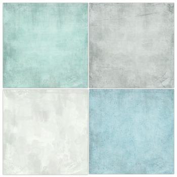 Ocean Blue Digital Paper, Solid, Textured Digital Card Stock, Water