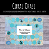 Ocean Board Game Coral Chase