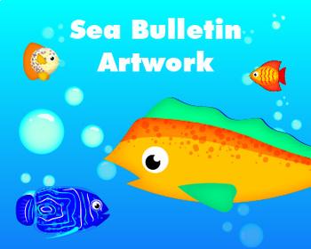 Ocean Bulletin Artwork
