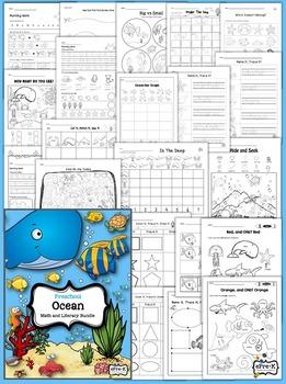 Ocean Bundle For Preschoolers