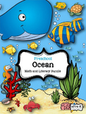 Ocean Bundle For Preschoolers