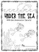 Ocean Bundle ~ Science, Math, and Literacy