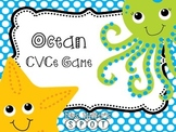Ocean CVCe Word Game