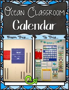 Ocean Calendar