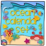 Ocean Calendar Set