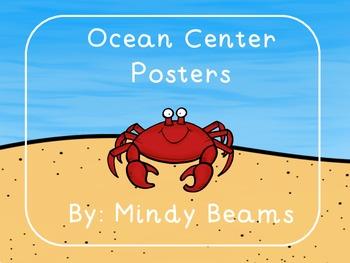 Ocean Center Posters