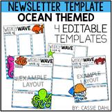 Ocean Classroom Newsletter