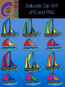 Ocean Clip Art  BUNDLE Color Images Includes over 200 images!