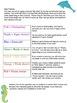 Ocean Clip Chart Packet (Editable)