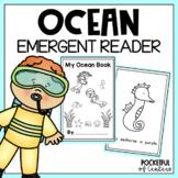 Ocean Color Book Emergent Reader