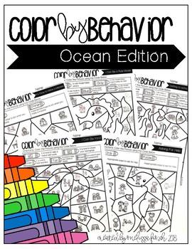 Ocean - Color By Behavior