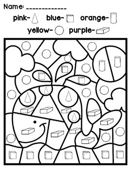 Ocean- Color by Code