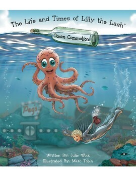Ocean Commotion Classroom Lesson Plans: PRE-K THROUGH 5th GRADE BUNDLE